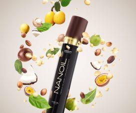 cel mai bun ulei de păr Nanoil